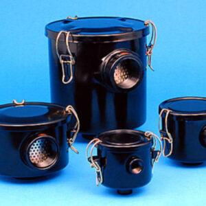 filtros de succión para vacio